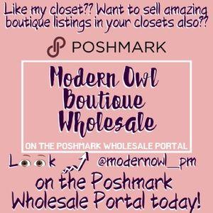 ✔️✔️out my Wholesale Closet @modernowl_pm!!